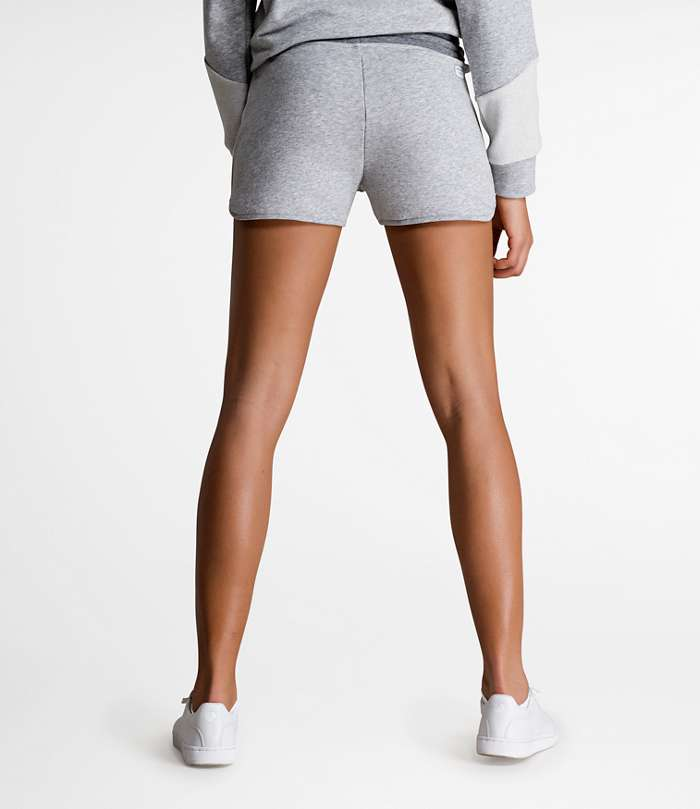 Björn Borg | 1p SHORTS SASHA Light Grey Melange