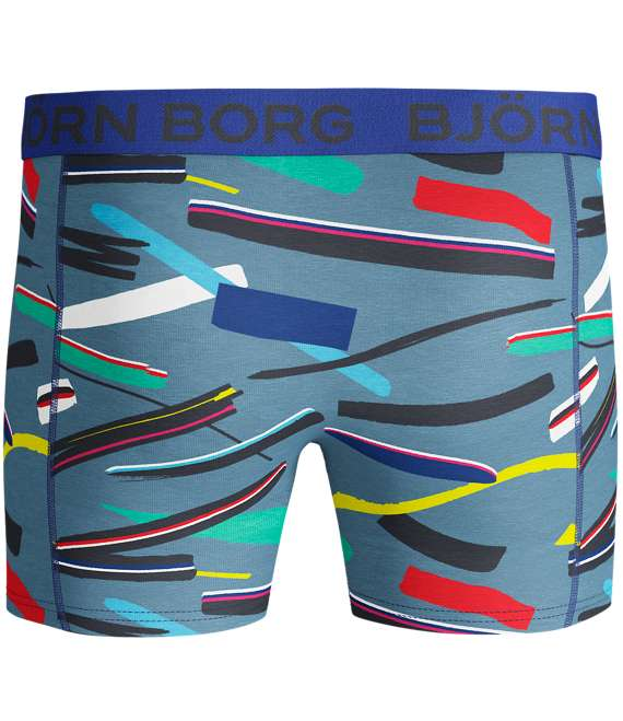 Björn Borg | 1p SHORTS BB STROKE Total Eclipse