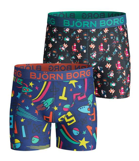 Björn Borg | 2p SHORTS BB LOST & BB ROBO Surf The Web