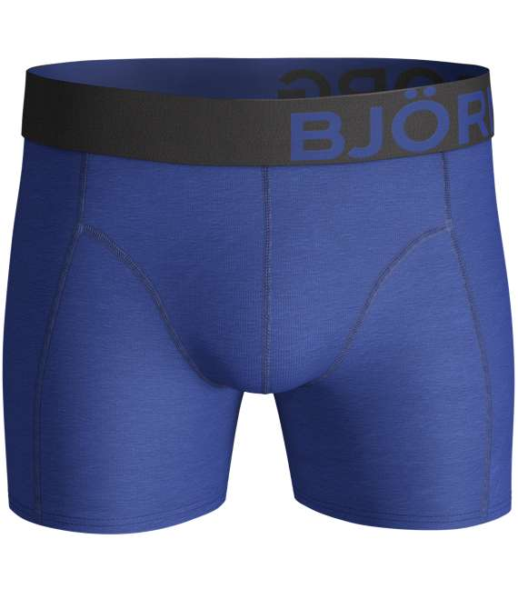 Björn Borg | 3p SHORTS BB NATURE Black