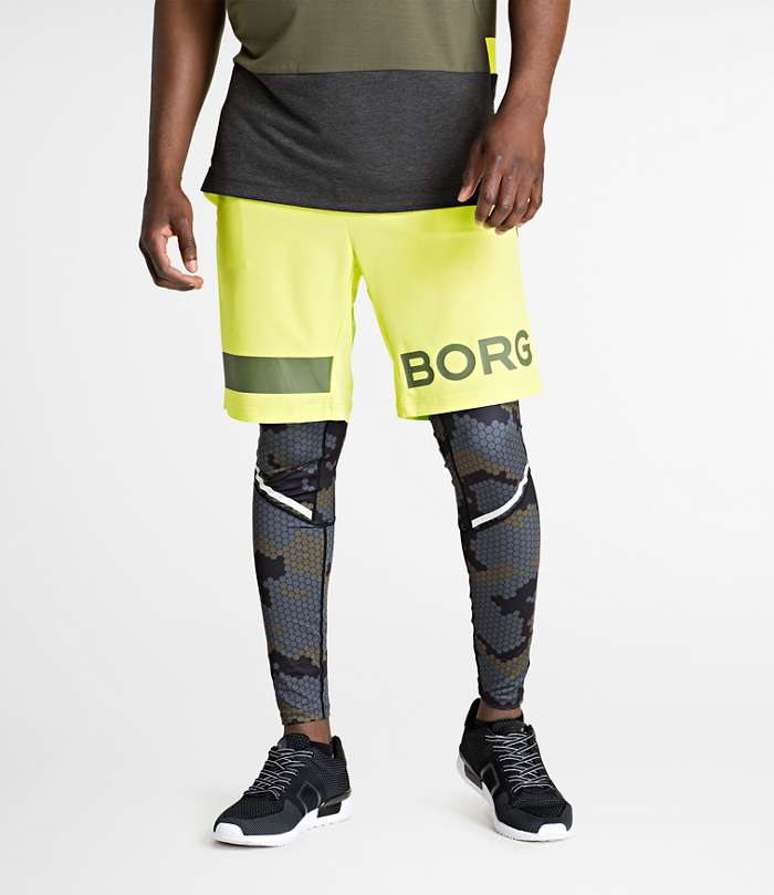 Björn Borg | 1p SHORTS AUGUST Lime Punch
