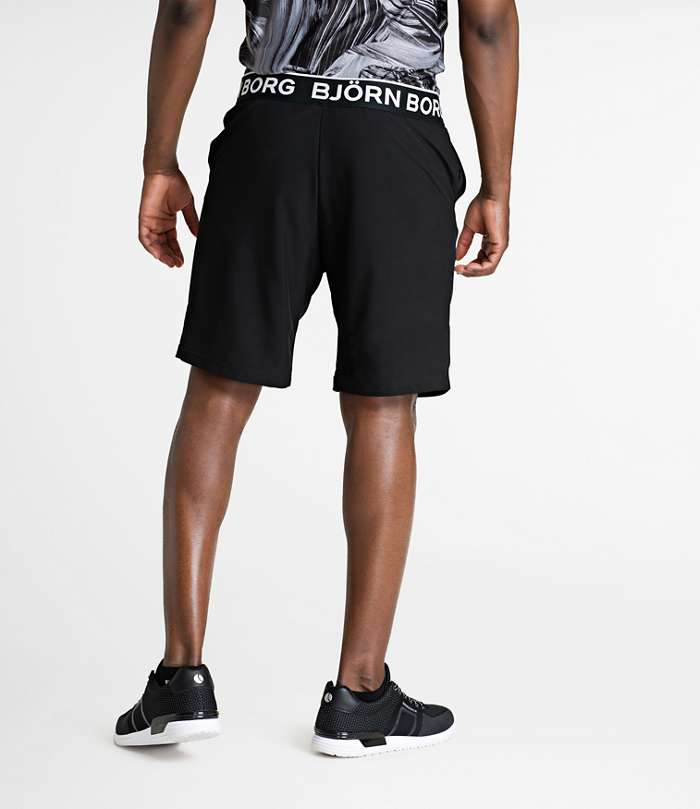 Björn Borg | 1p SHORTS AUGUST Black Beauty
