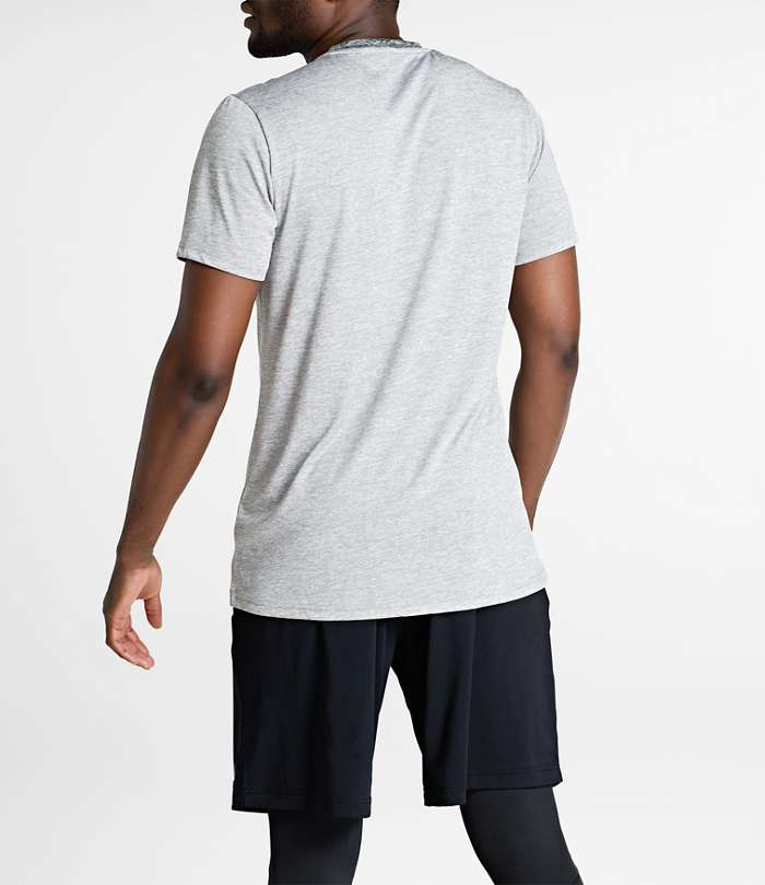 Björn Borg | 1p TEE ALFIE H108BY LIGHT GREY MELANGE