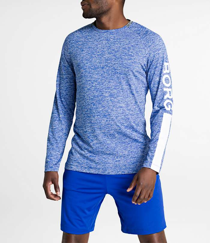 Björn Borg | 1p LONG SLEEVE TEE AARON Surf The Web