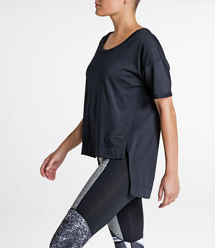 Björn Borg | 1p LOOSE TEE CALLIE Black Beauty