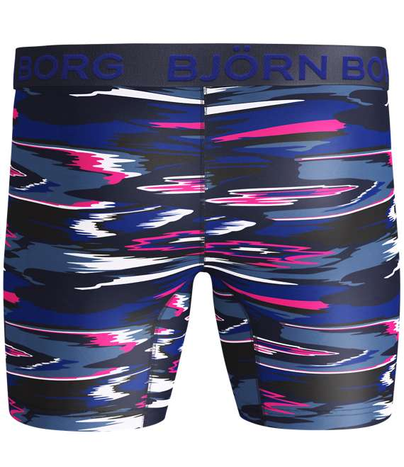 Björn Borg | 1p SHORTS BB FREQUENCY Peacoat
