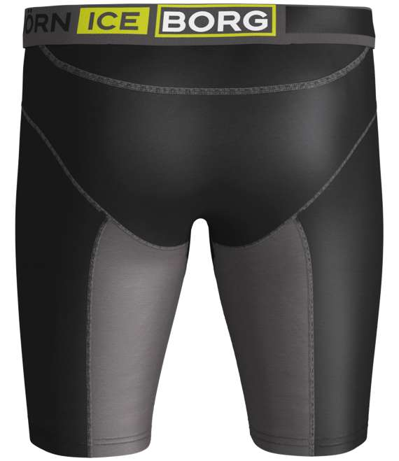 Björn Borg | 1p LONG SHORTS ICE Black Beauty