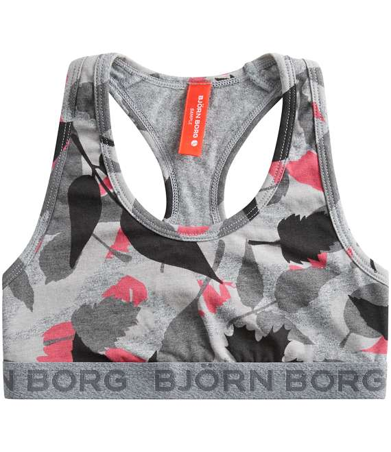 Björn Borg   1p SOFT TOP BB AUTUMN LEAF Iron Gate