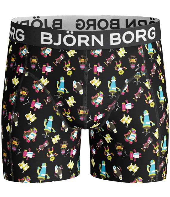 Björn Borg | 1p SHORTS BB ROBO Black