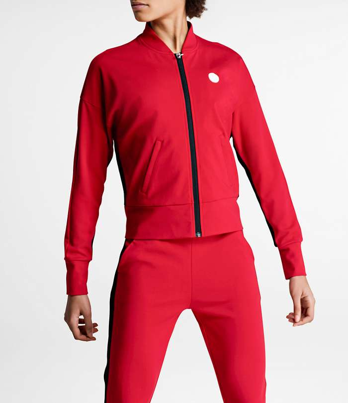 Björn Borg | 1p TRACK JACKET SIGNATURE´81 Racing Red