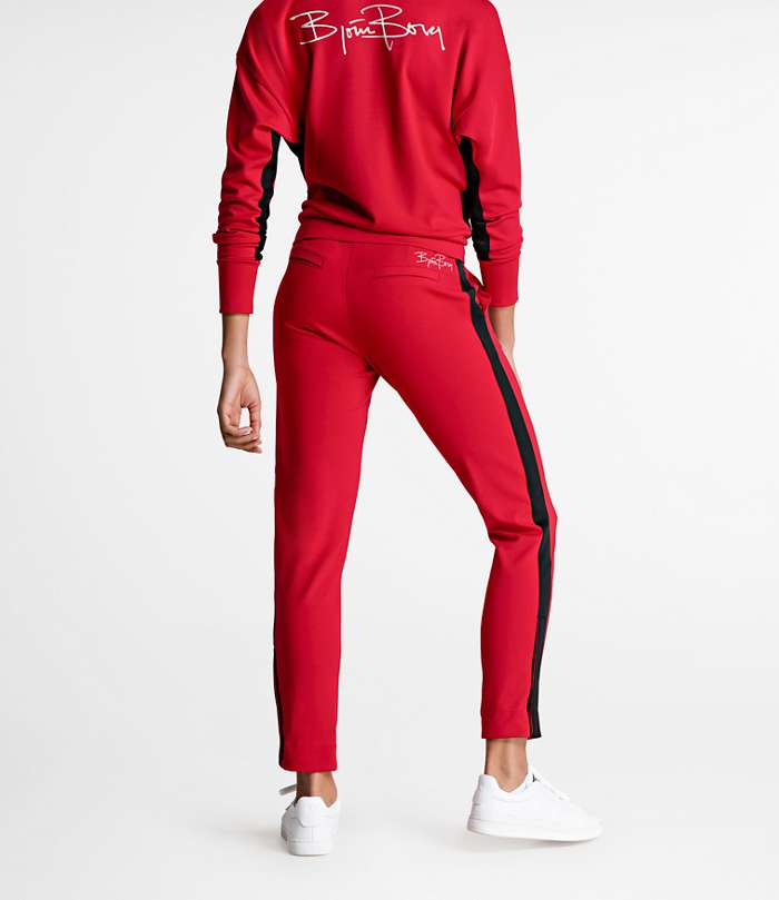 Björn Borg | 1p TRACK PANTS SIGNATURE´83 Racing Red