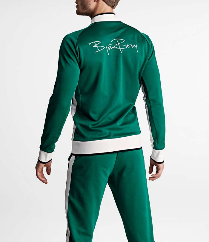 Björn Borg | 1p TRACK JACKET SIGNATURE´72 Evergreen