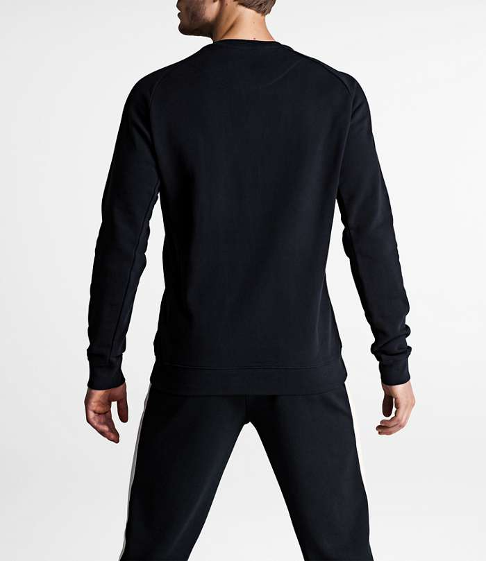 Björn Borg | 1p CREW NECK SIGNATURE´75 Black Beauty