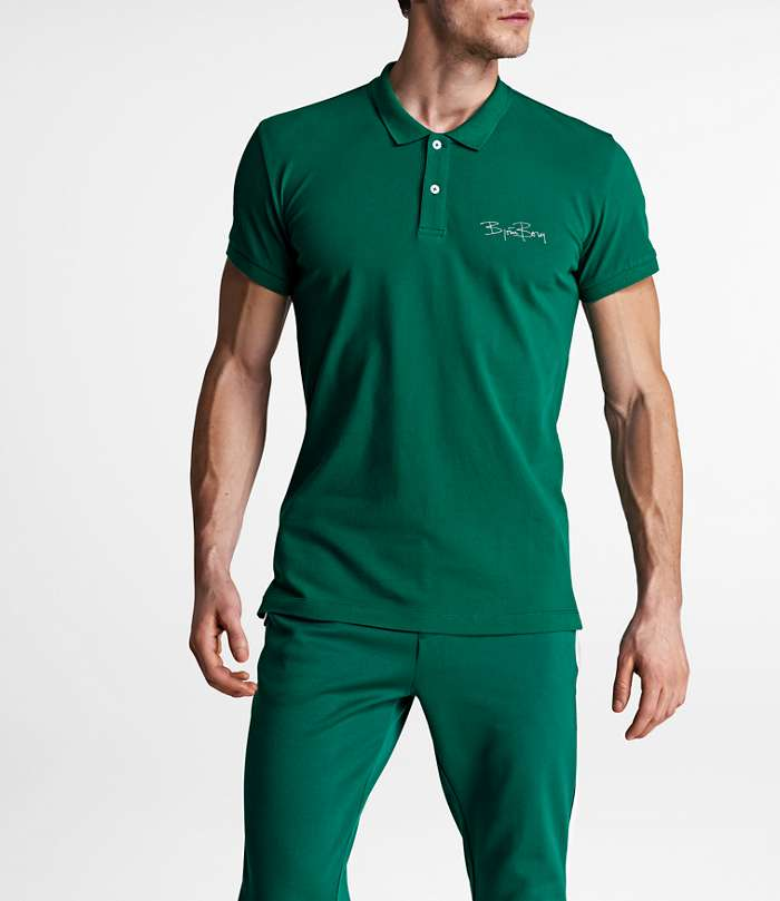 Björn Borg | 1p POLO SIGNATURE´78 RIB Evergreen