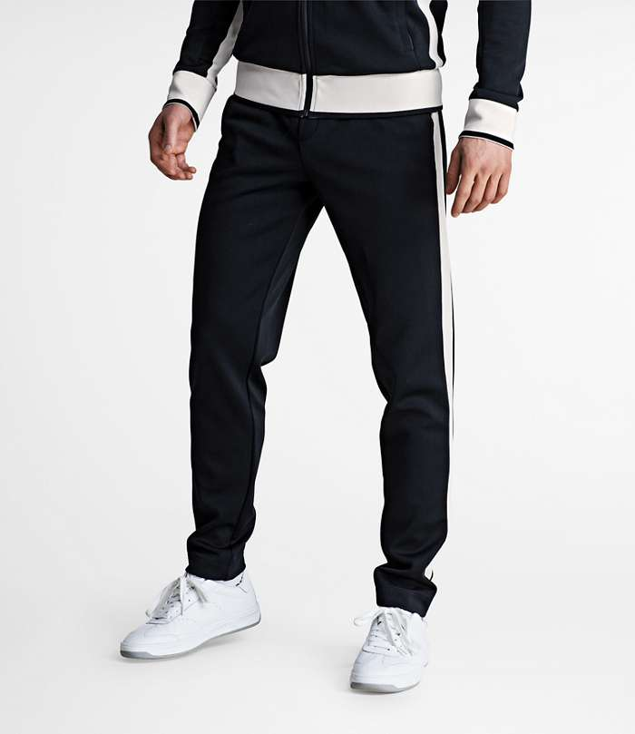 Björn Borg | 1p TRACK PANTS SIGNATURE´73 Black Beauty