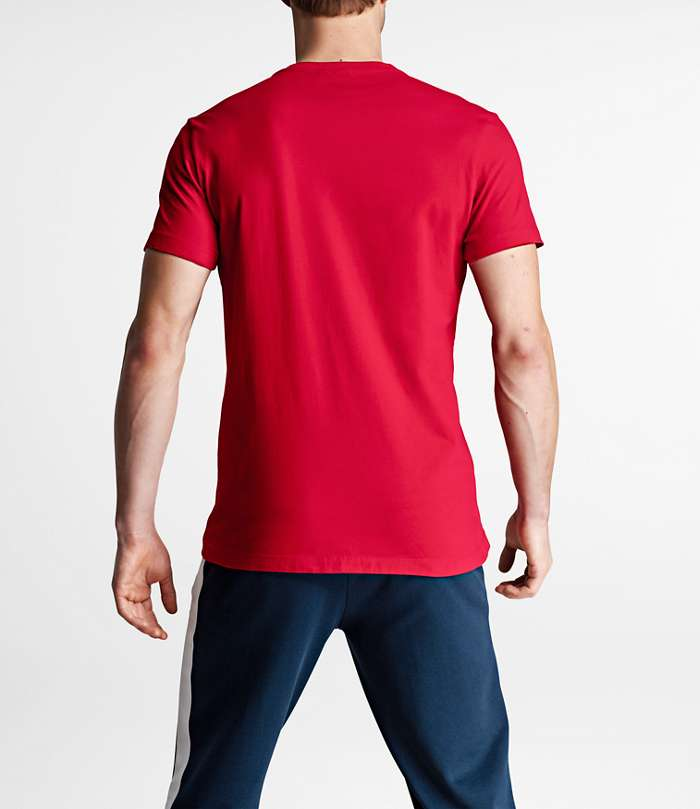 Björn Borg | 1p TEE SIGNATURE´79 Racing Red