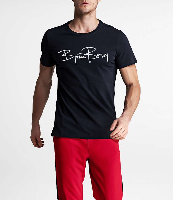 Björn Borg | 1p TEE SIGNATURE´79 Black Beauty