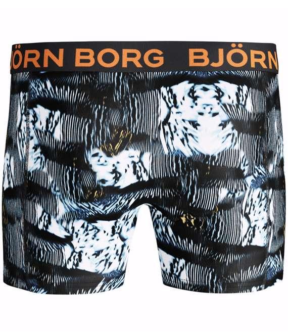Björn Borg | 1p SHORTS BB FURRY Black Beauty