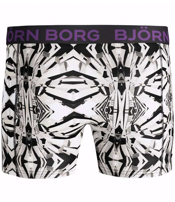 Björn Borg | 1p SHORTS BB MECHANICAL Iron Gate