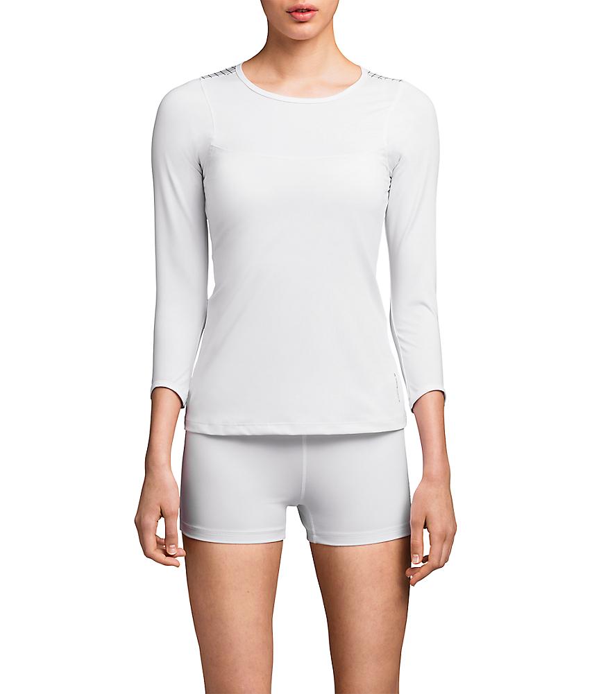 BB Tanum 3/4 Sleeved T-Shirt White