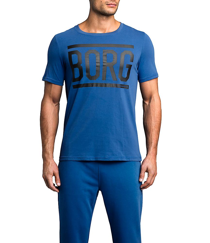 BB SET TEE Blue