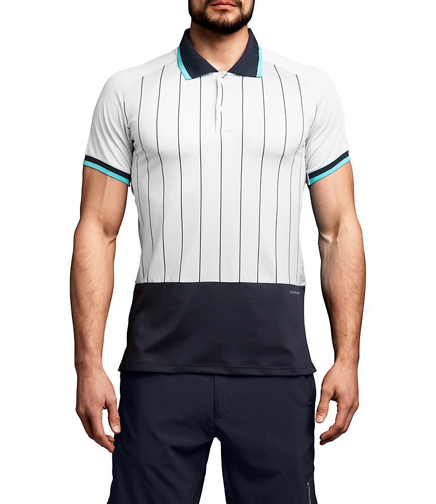 BB Polo Shirt White