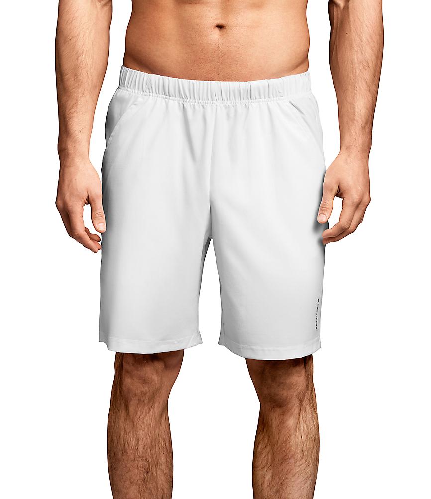 BB Tarik Shorts White
