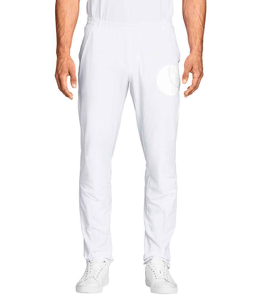 BB Andrew Trackpant White