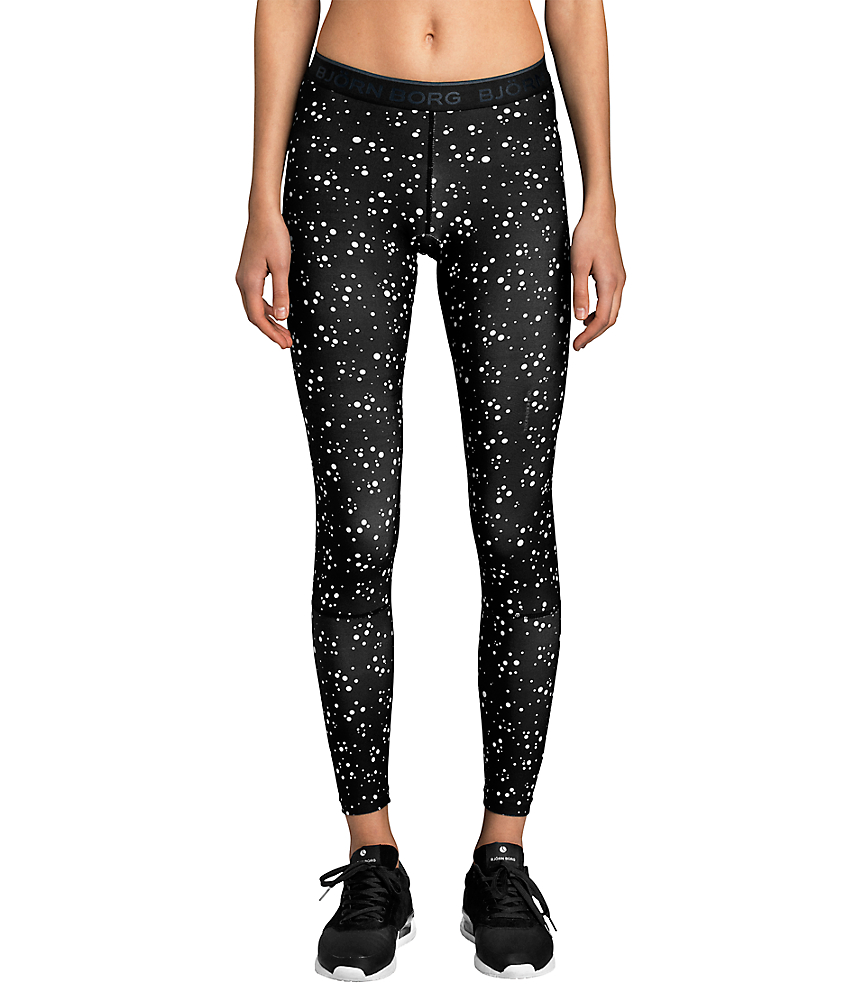 BB Phoebe Leggings Random Dot Black