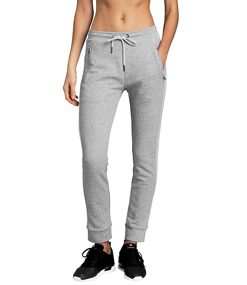 BB Star Sweatpants Grey Melange