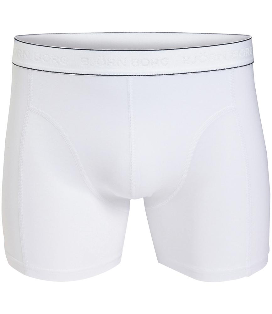 Heritage Shorts White
