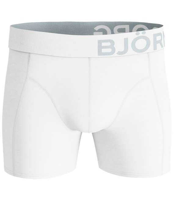 Björn Borg | 1p SHORTS NOOS SOLIDS White