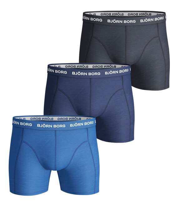 Björn Borg | 3p SHORTS NOOS SOLIDS Skydiver
