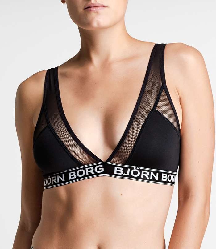 Björn Borg | 1p SOFT TOP NOOS SOLIDS Black