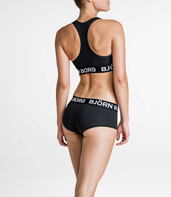 Björn Borg | 1p MINISHORTS NOOS SOLID Black Beauty