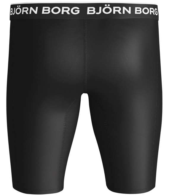 Björn Borg | 1p LONG SHORTS BB NOOS SOLIDS Black Beauty