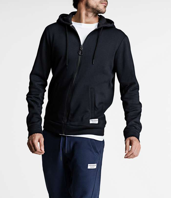 Björn Borg | 1p HOODIE BBCENTRE Black Beauty