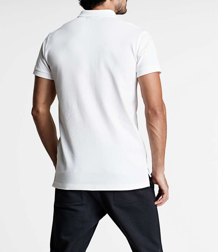 Björn Borg | 1p POLO BBCENTRE Brilliant White