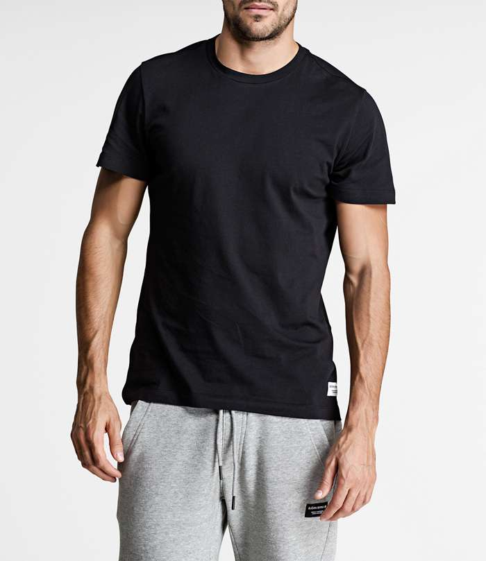 Björn Borg | 1p REGULAR TEE BBCENTRE Black Beauty