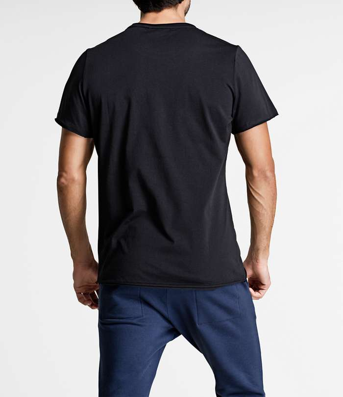 Björn Borg | 1p RELAXED TEE BBCENTRE Black Beauty
