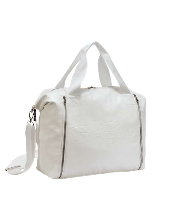 Björn Borg | Signature Her All Day Sports Bag White