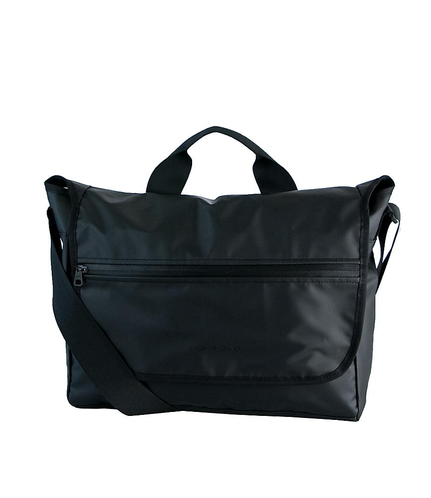 Rich messenger bag 15L black