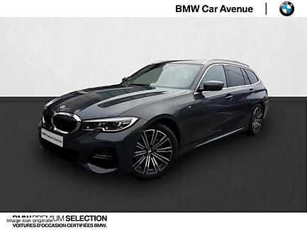 BMW 318d 150ch Touring Finition M Sport