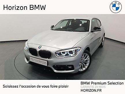 BMW 120d xDrive 190 ch trois portes Finition Sport