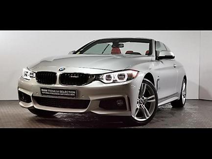 BMW 435d xDrive 313 ch Cabriolet Finition M Sport