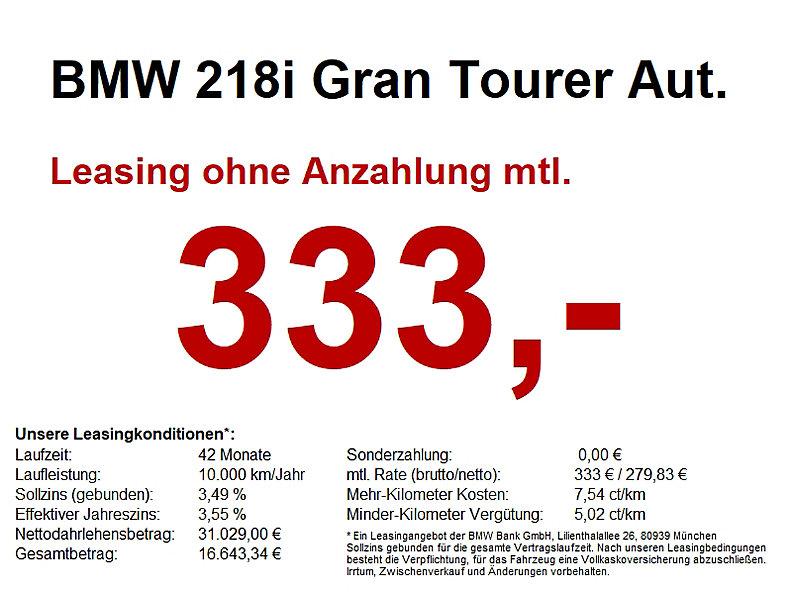 218i Gran Tourer