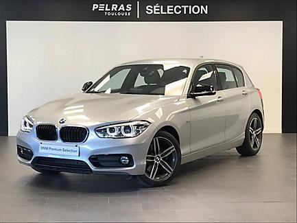 BMW 125d 224 ch cinq portes Finition Sport