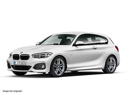 BMW 114d 95 ch trois portes Finition M Sport