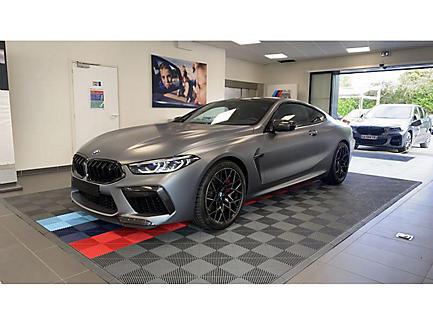 BMW M8 Competition Coupé 625 ch