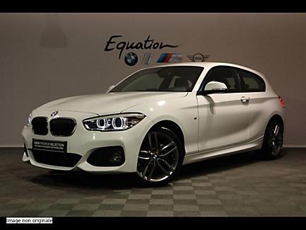 BMW 118i 136 ch trois portes Finition M Sport